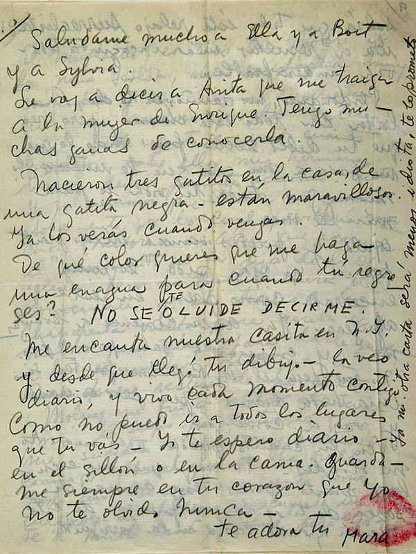Frida Kahlo's Secret Love Letters | Hint Fashion Magazine