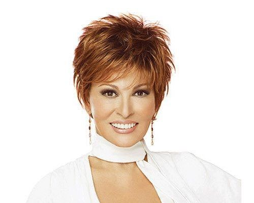 Raquel Welch Short Hairstyles