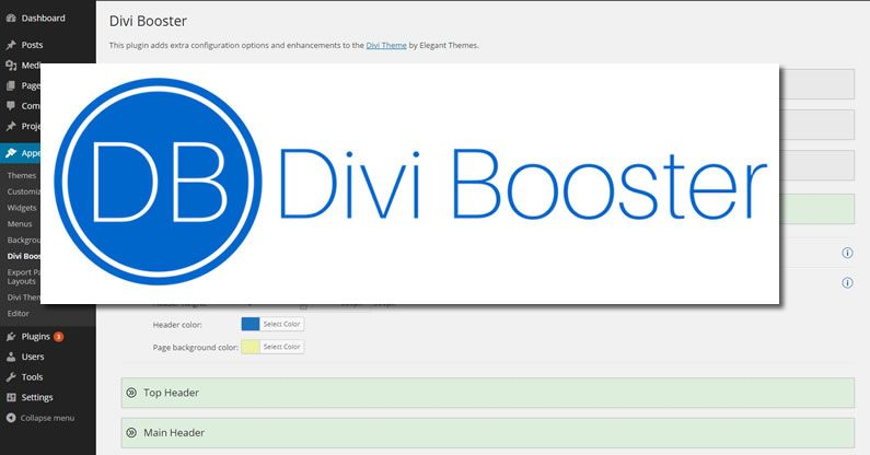 Divi Booster plugin: the easy way to customise Divi | design