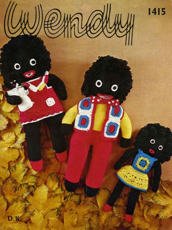 Good Luck Golliwog Things I Want To Knit Eventually