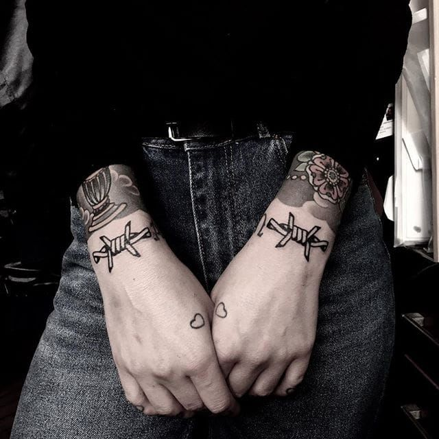 Discover Tattoodo Barbed Wire Tattoos Body Art Tattoos