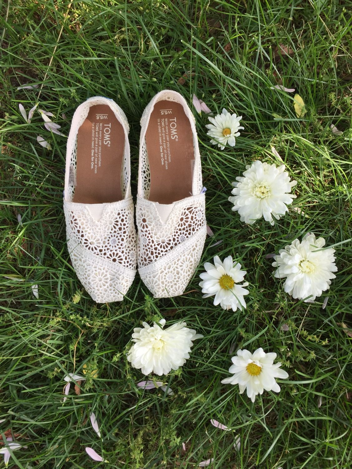 208f180bc3e skip the heels for your casual wedding on opt for slip-ons from TOMS