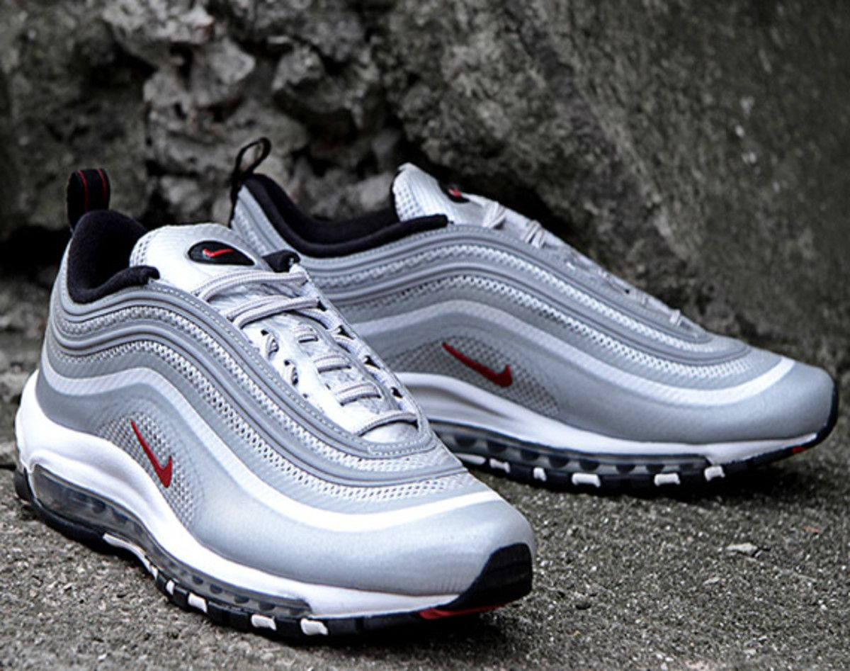 c766b881a036 The Best Discount For Nike Air Max 97 Hyperfuse Metallic Silver Varsity  Red-Black