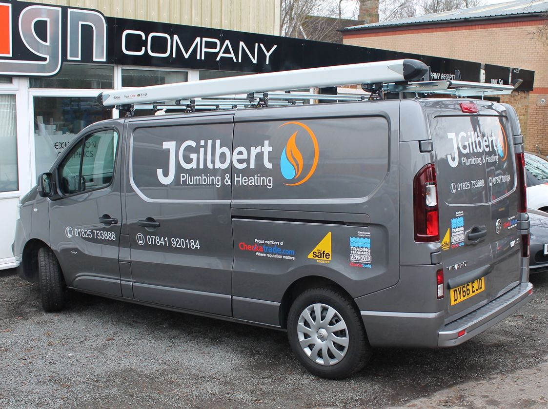 Vehicle Graphics Decals Vans Vehiclegraphics Van Signage Plumbing Logo Car Wrap Design [ 839 x 1123 Pixel ]