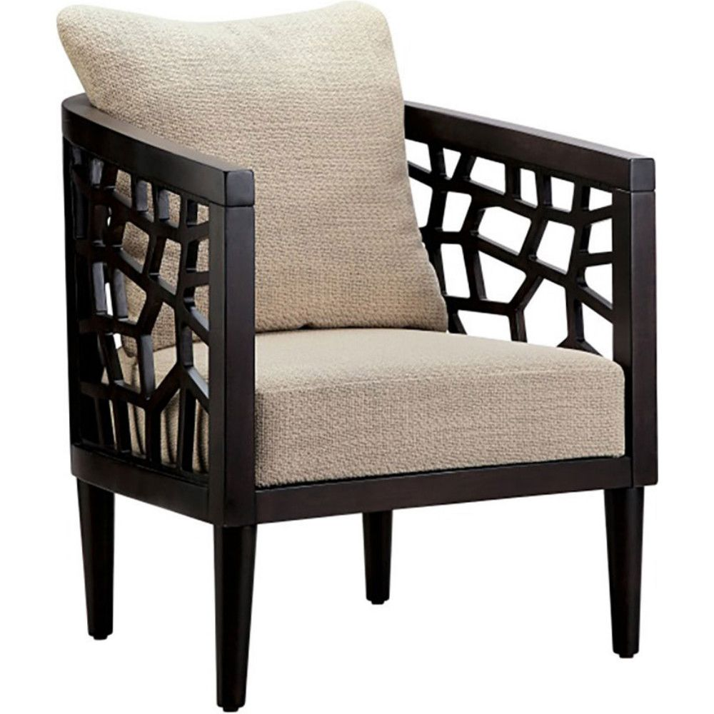 Park Art|My WordPress Blog_Wood Frame Chair With Removable Cushions