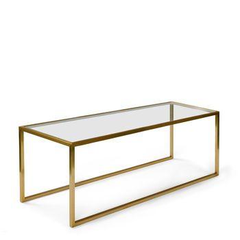 Hemingway Coffee Table Dimensions 45cm H X 110cm W