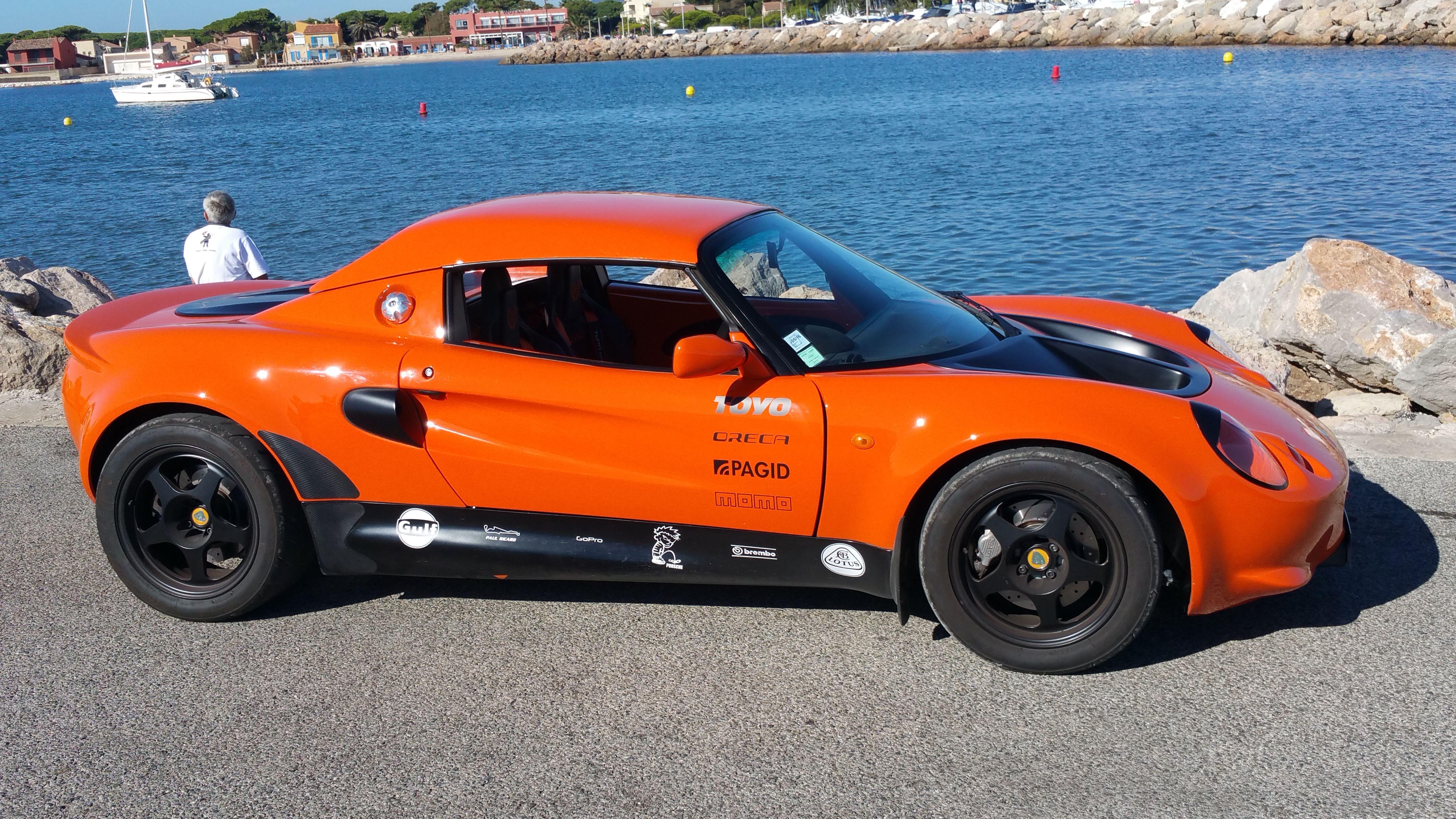 Marvelous Lotus Elise S1 111 S