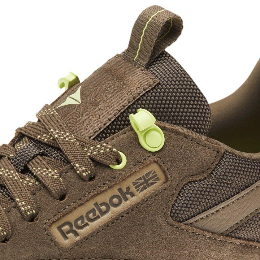 jugo entusiasmo su  Classic Leather Explore-Terrain Grey / Super Neutral / Lemon Zest CN3618 en  2020 | Zapatos de entrenamiento, Reebok, Zapatos