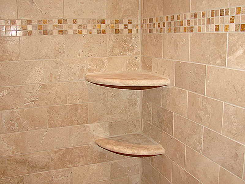 the bathtub shower tile designs above is used allow the decoration of your home interior to