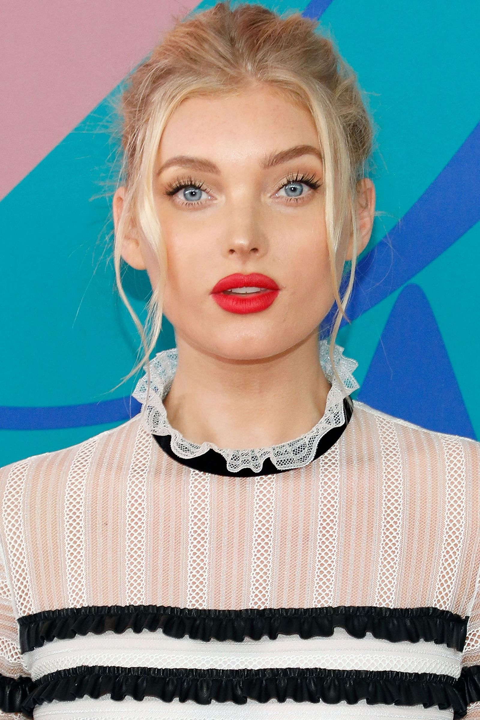 Elsa hosk just wore short hair for the night elsa hosk elsa elsa hosk just wore short hair for the night baditri Image collections