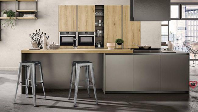 Le migliori cucine moderne componibili Padova   Area cucina nel 2019 ...