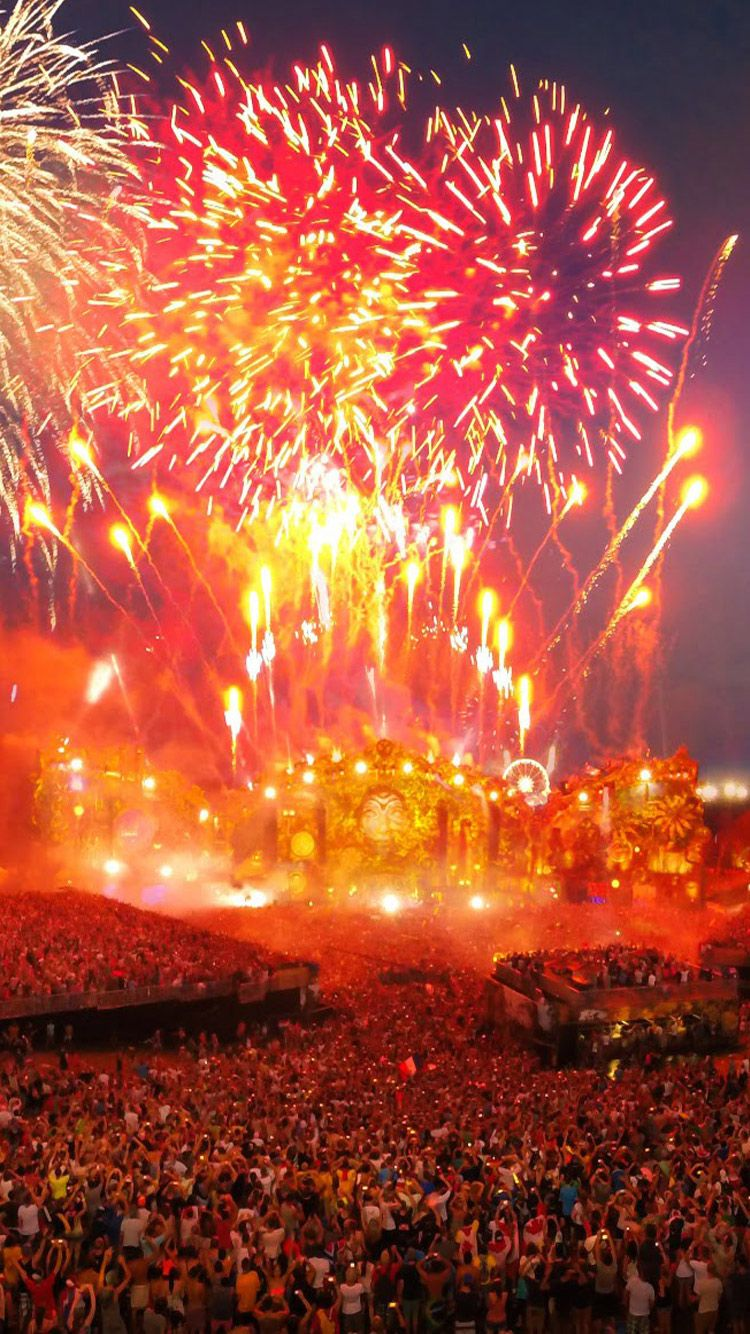 Music Wallpapers, Tomorrowland Electronic Music Festival