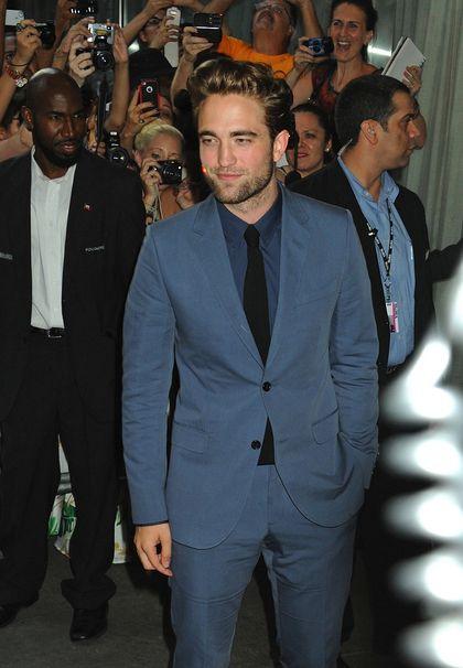 Robert Pattinson geeft zijn eerste interview na de breuk