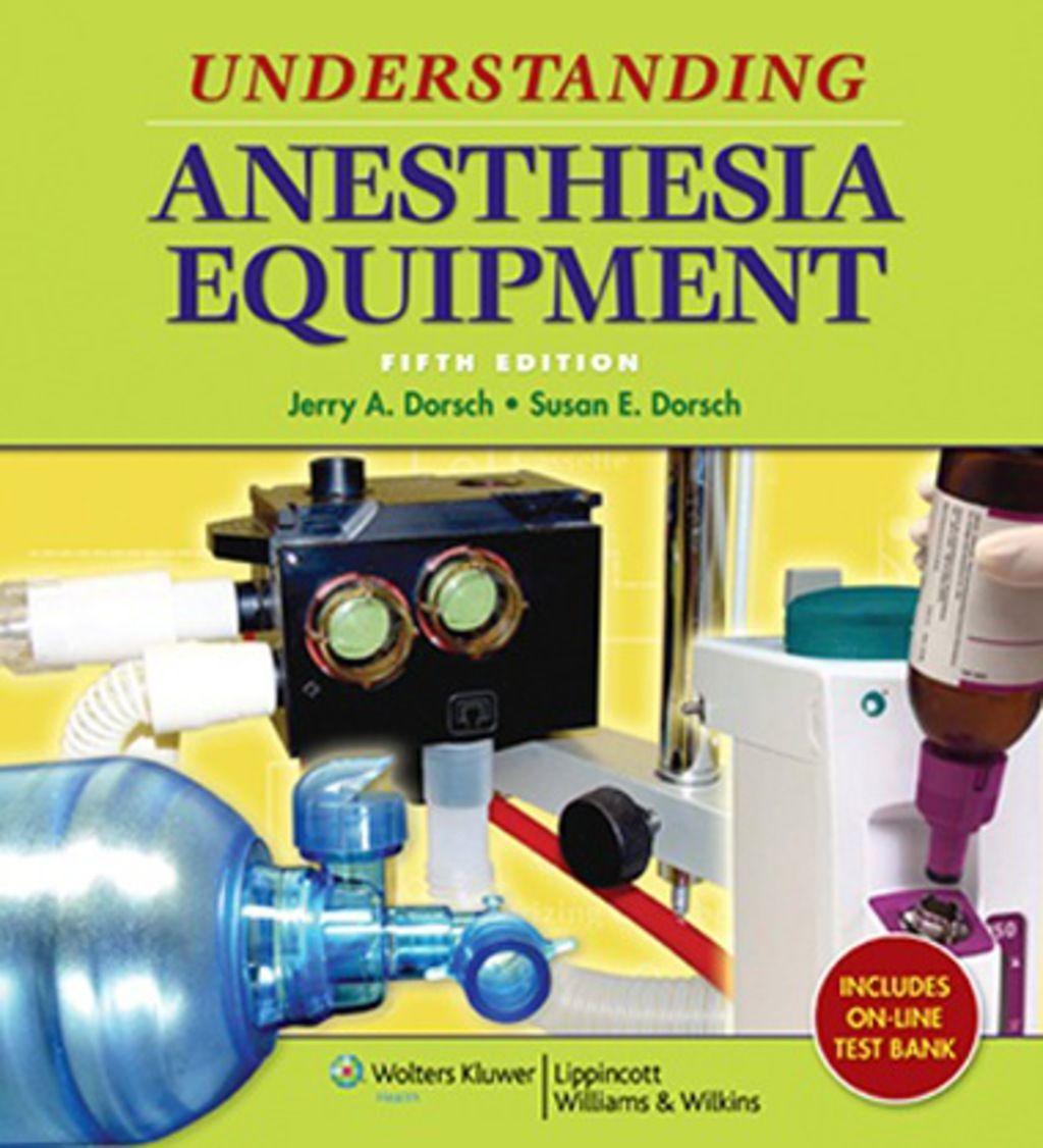 Understanding anesthesia equipment ebook rental in 2020