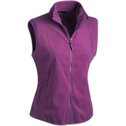 Photo of Reduced fleece vests for women