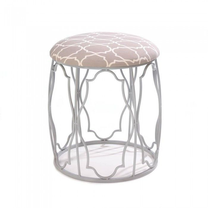 Accent Plus Moroccan Wish Stool