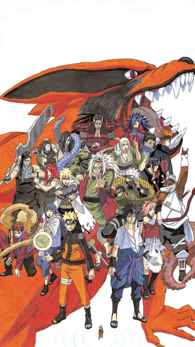 Pin by Francisca Salcedo on Delete in 2020   Anime, Naruto ...