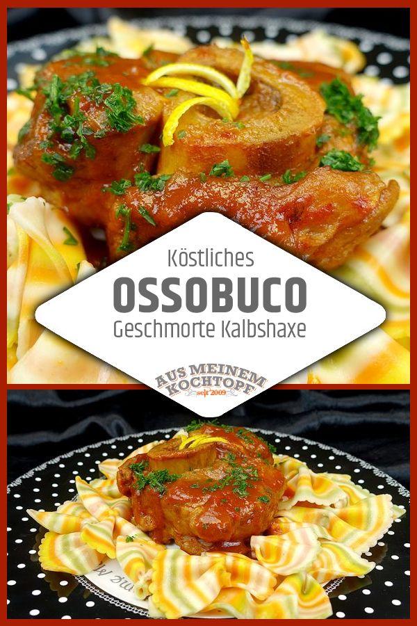 Ossobuco Rezept – nach Marcella Hazan