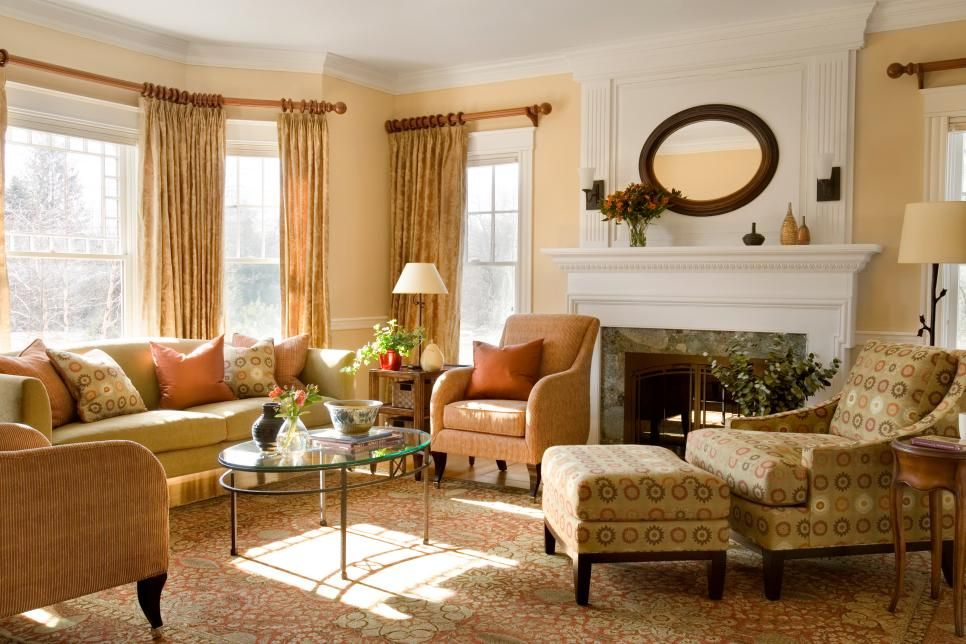 Rooms Viewer | HGTV | Furniture placement living room ...