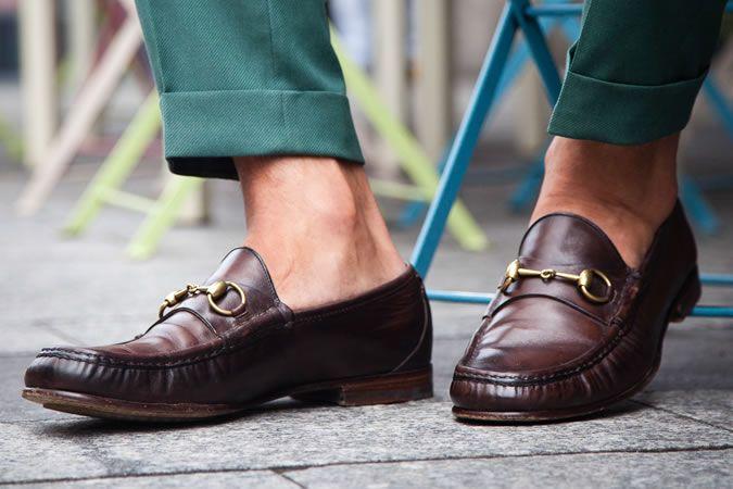 18a0da4bf3cbb3 Loafers by Salvatore Ferragamo. Gucci Horsebit Loafer