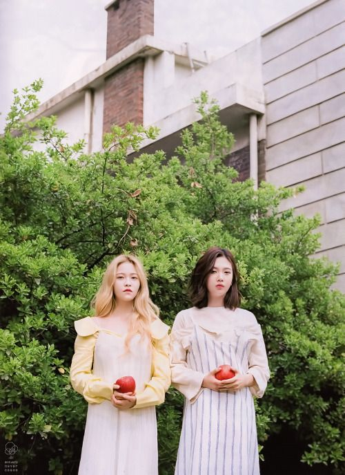 Joy and Yeri for Ceci May 2016 Issue cr; Wonders Never Cease
