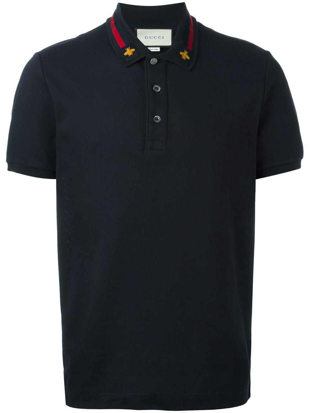 Luxuriöse Mode & Accessoires für Herren 2018. Embroidered Polo ShirtsMen's  ...