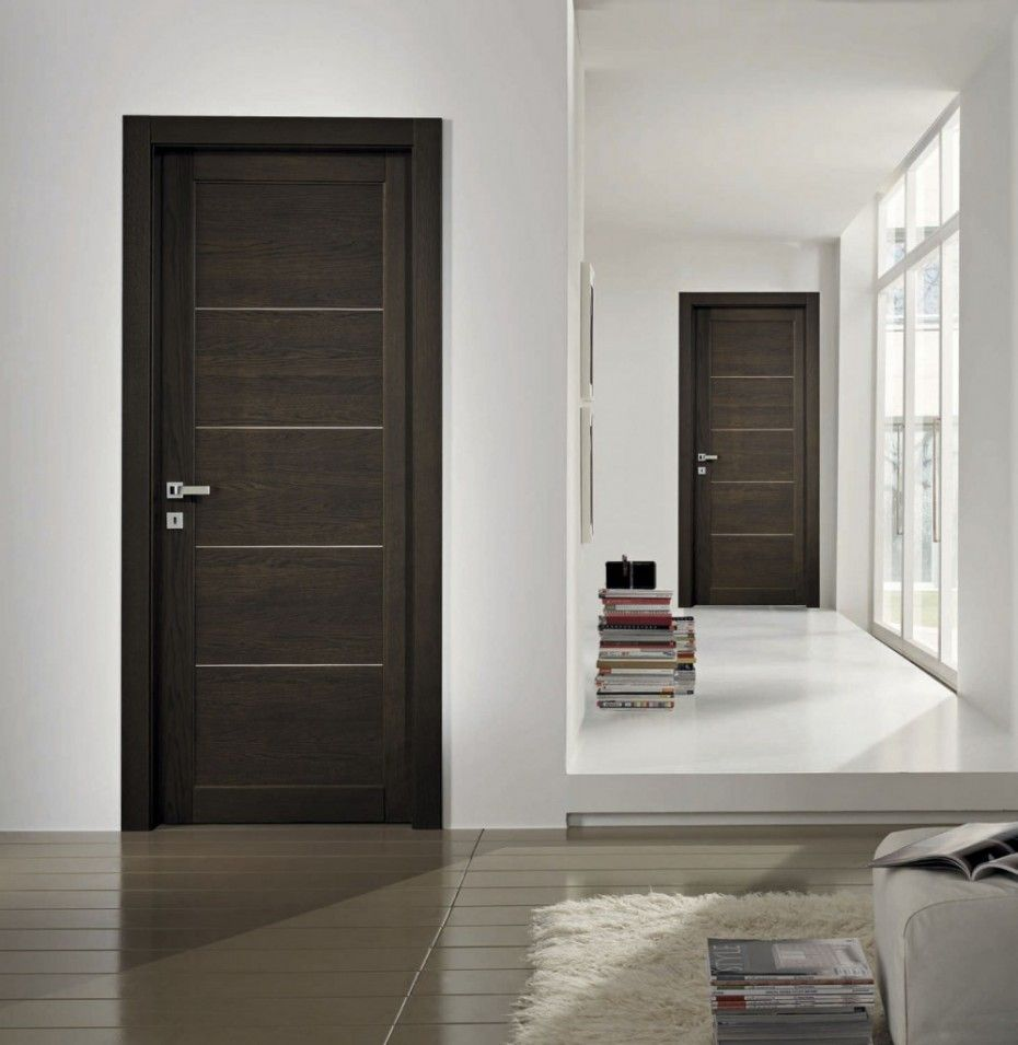 Minimalist Also Contemporary Door Model: Aura : Minimalist