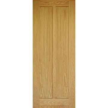 Image Of Maine Oak 2 Panel Fire Door 1 2 Hour Fire Rated Pre Finished Paneling Fire Doors Internal Doors