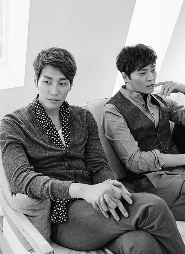 Joo Won & Kim Young Kwang | GGIO2 | 2015 | Korea