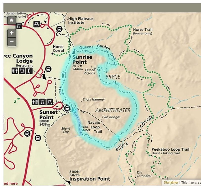 The Mighty Five Utah Map.Bryce Canyon Is My Favorite National Park Out Of The Mighty 5 In