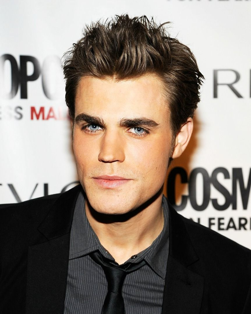 Paul Wesley The Vampire Diaries