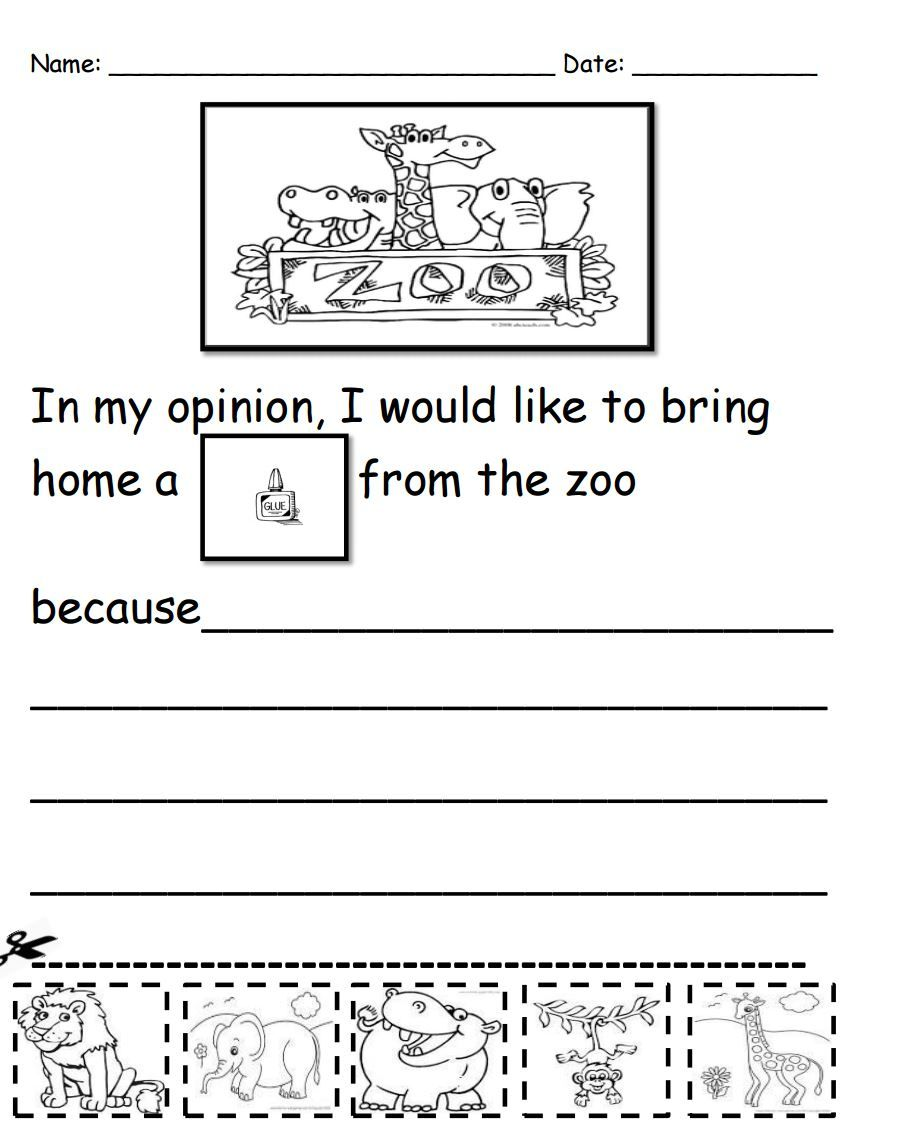 persuasive writing in kindergarten Where is the love in persuasive writing overview: inspired by two songs, students will think about worldly injustices and create an essay based on a persuasive argument.