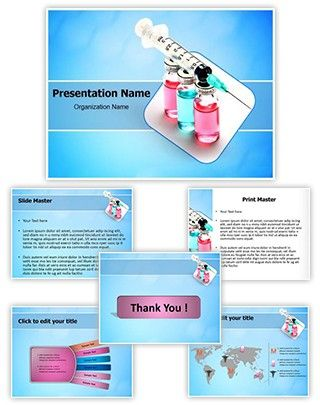 Vaccine and syringe powerpoint presentation template is one of the vaccine and syringe powerpoint presentation template is one of the best medical powerpoint templates by editabletemplates toneelgroepblik Images