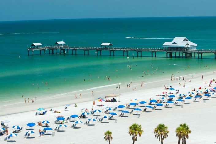 Clearwater Beach Top Beaches In Florida Best
