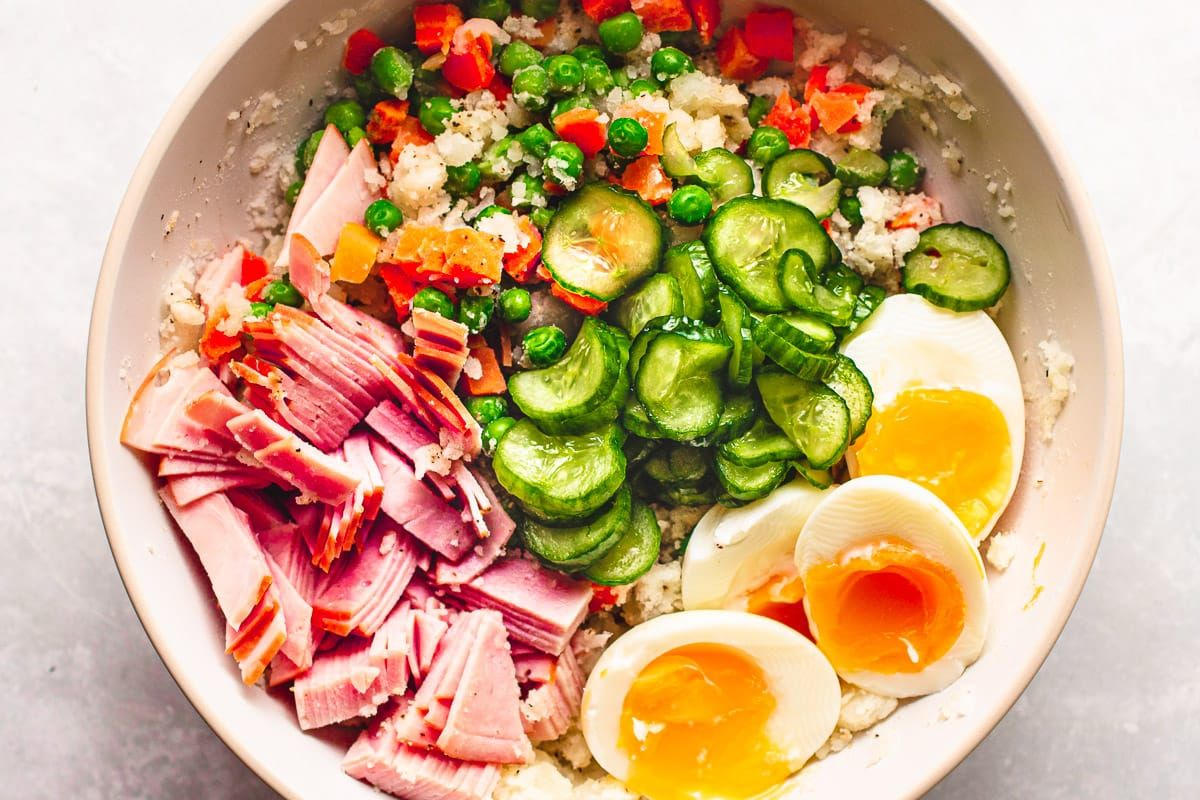 Japanese Potato Salad Recipe With Egg