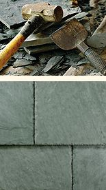 Slate Roofing | TruSlate From GAF | General Roofing Systems Canada (GRS) |  Roofing