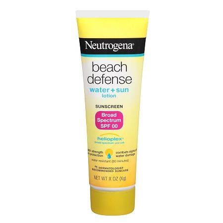 Neutrogena Beach Defense Body Sunscreen Lotion With Spf 70