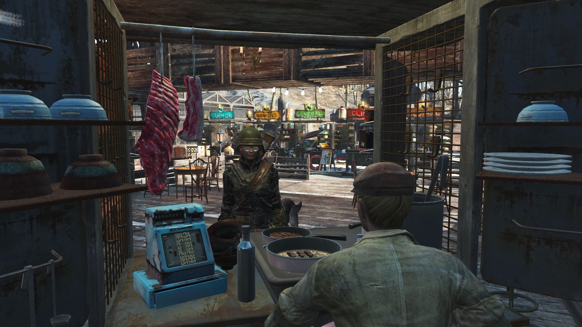 Immersive Vendors at Fallout 4 Nexus - Mods and community