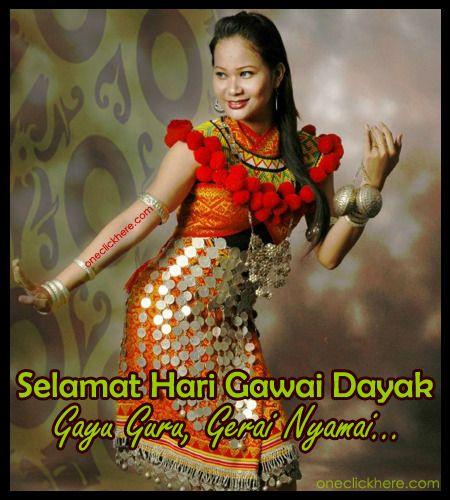 Masterwordsmith Unplugged Wishing Sarawakians Selamat Ari Gawai Image Good Morning Beautiful Quotes Photo