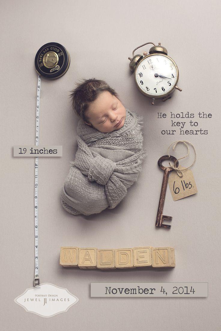 15 faire,part de naissance presque aussi beaux que votre bébé , Elle