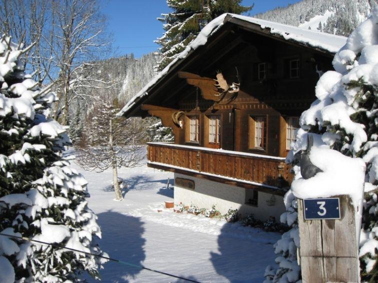 Ferienwohnung Chalet Nyati in Gstaad, Schweiz