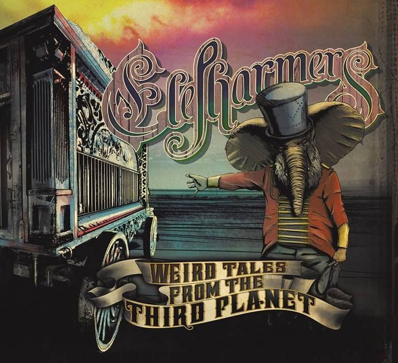 ELEPHARMERS - Weird Tales From The Third Planet  GO DOWN RECORDS New Release 2014 !  http://www.youtube.com/watch?v=AbMXJD0eaIw  LISTEN AND BUY at GoDownRecords.com http://www.godownrecords.com/en-UK/elepharmers-god087.php