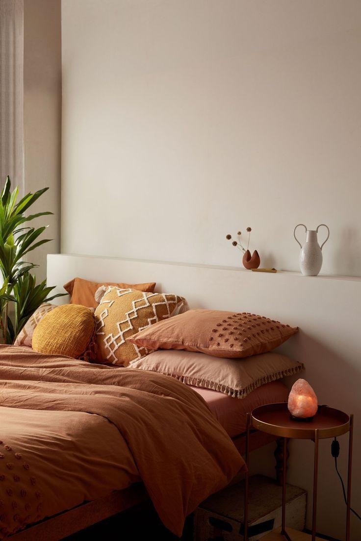 Tufted Dot Bettbezug Luxus Schlafzimmer Design Zimmer