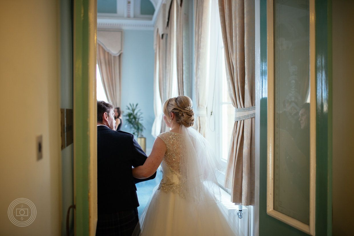 Amy & Duncan's Wedding 2015   Into the Glen Room Photography by Joe Stenson  #herecomesthebride
