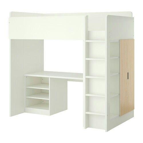 cheaper 47e9b f565c Ikea mid-sleeper | IKEA | Stuva loft bed, Loft bed frame ...