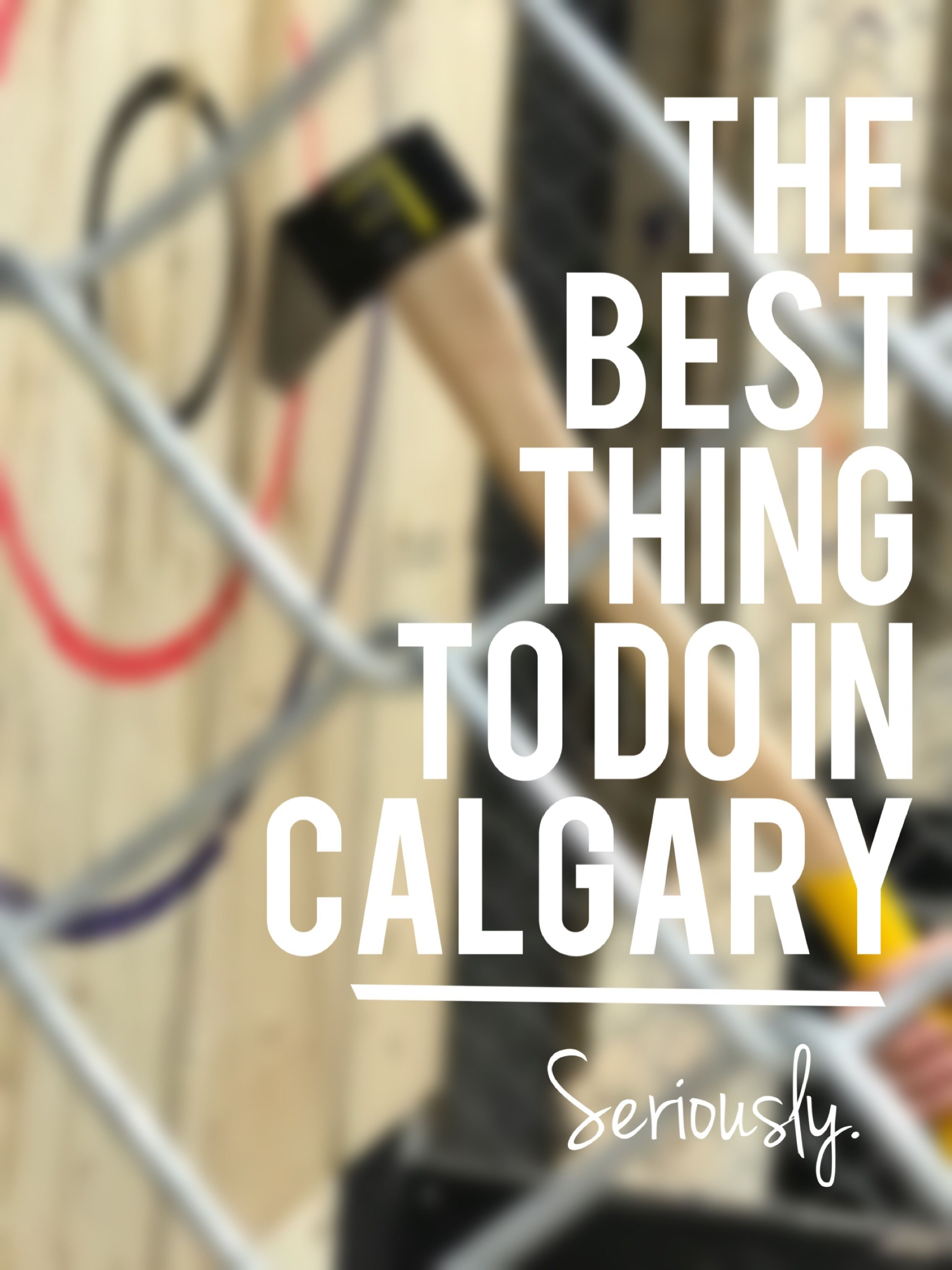 The 1 Most Fun Thing To Do In Calgary With Images Canada