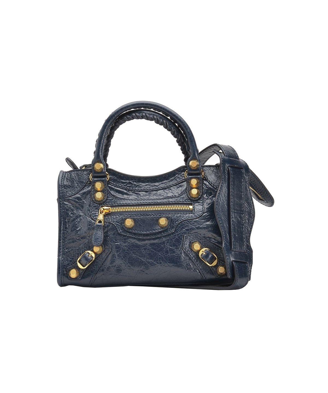 9cf8341de75b BALENCIAGA GIANT 12 CITY AJ MINI TEXTURED-LEATHER SHOULDER BAG .  balenciaga   bags  shoulder bags  hand bags  leather