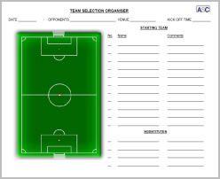 Set Piece Organiser  Soccer