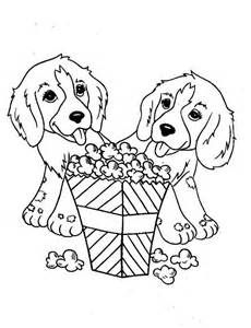 Dog Eating Popcorn Coloring Pages Sketch Template Puppy Coloring Pages Dog Coloring Page Animal Coloring Books