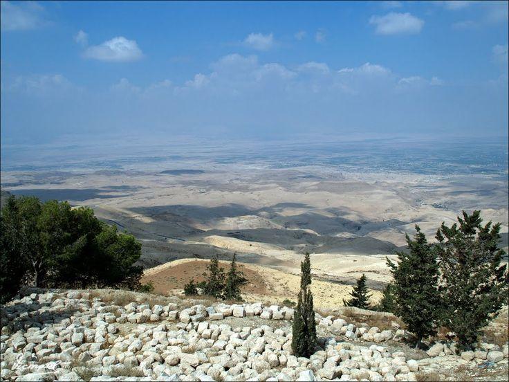 """Deuteronomy 34:1-12 """"Walking to our Promised Land"""" Rev. Greg Garis 10/25/14"""